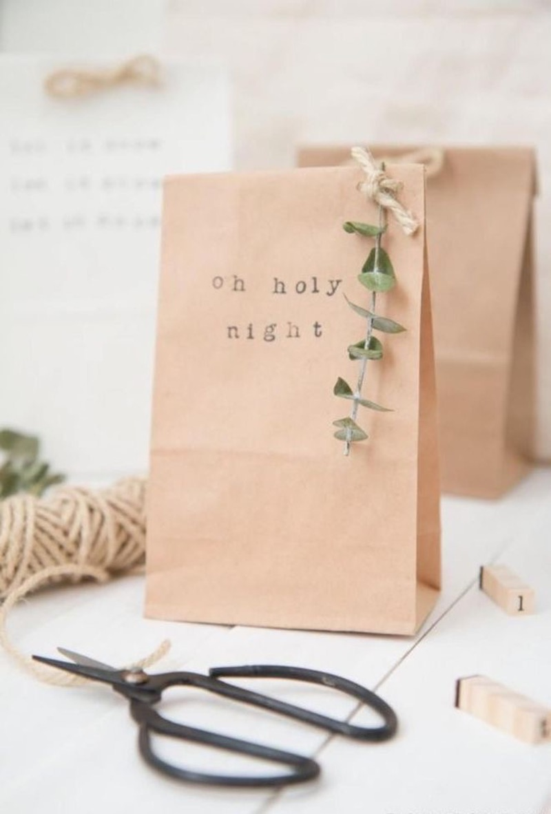 5 Ways To An Environmentally Friendly Christmas Gift Wrapping